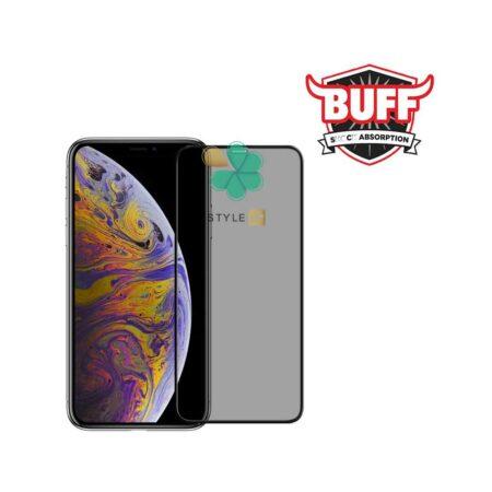 خرید محافظ صفحه گلس گوشی ایفون iPhone XS Max مدل Buff 5D Matte