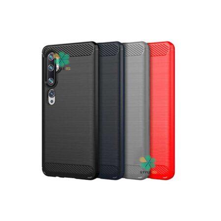 خرید قاب کربنی گوشی شیائومی Xiaomi Mi CC9 Pro طرح Metal