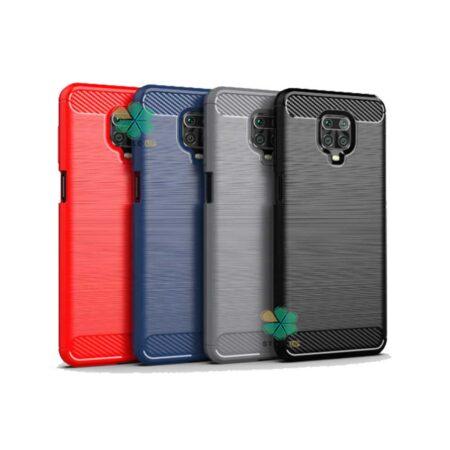 خرید قاب کربنی گوشی شیائومی Xiaomi Poco M2 Pro طرح Metal