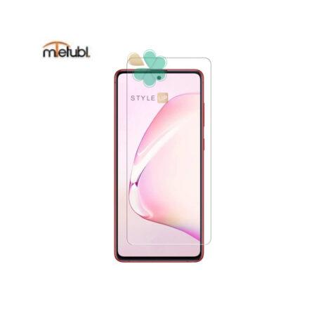 خرید گلس دور تراش بدون حاشیه میتوبل گوشی سامسونگ Note 10 Lite / A81