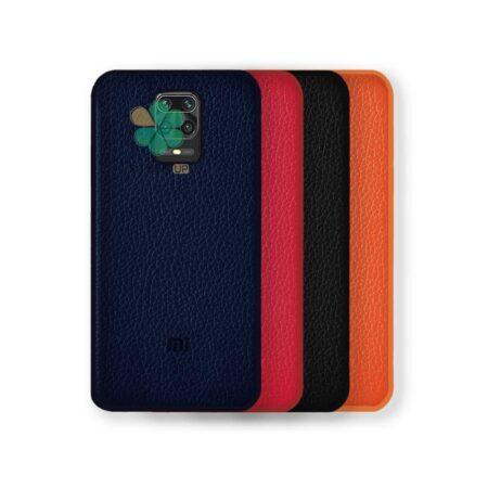خرید قاب چرم اورجینال گوشی شیائومی Xiaomi Poco M2 Pro