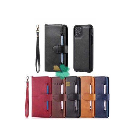 قیمت کیف و قاب چرمی گوشی اپل آیفون Apple iPhone 11 Pro مدل JDK
