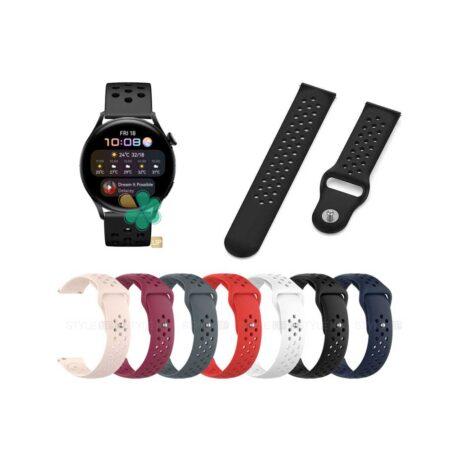 قیمت بند ساعت هوشمند هواوی واچ Huawei Watch 3 مدل Nike