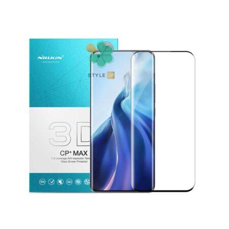 خرید گلس 3D نیلکین گوشی شیائومی Xiaomi Mi 11 Ultra مدل CP+ Max