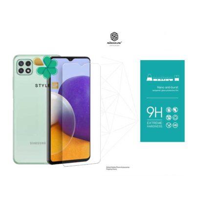 خرید گلس نیلکین گوشی سامسونگ Galaxy A22 5G مدل Amazing H