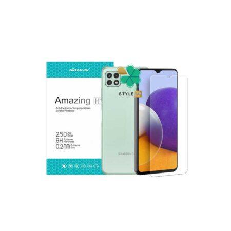 خرید گلس نیلکین گوشی سامسونگ Galaxy A22 5G مدل H+ Pro