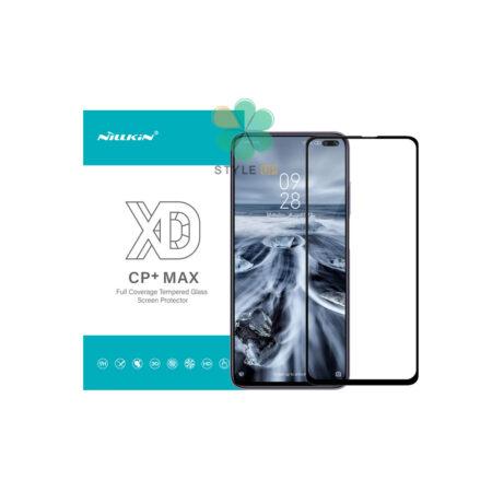 خرید گلس محافظ نیلکین گوشی شیائومی Poco X3 Pro مدل Xd Cp+ Max