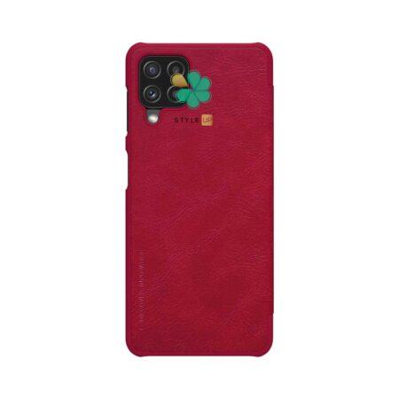خرید کیف چرمی نیلکین گوشی سامسونگ Samsung Galaxy A22 4G مدل Qin