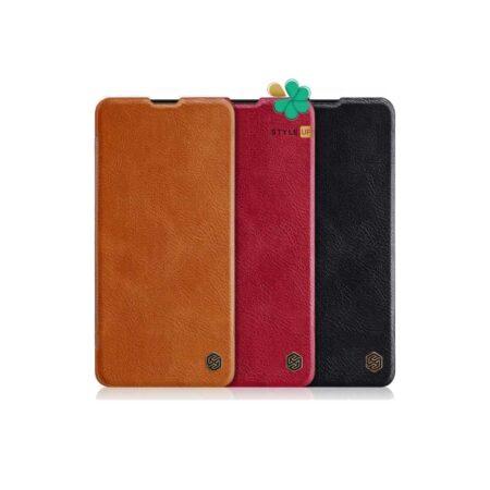 خرید کیف چرمی نیلکین گوشی شیائومی Redmi K20 Pro Premium مدل Qin