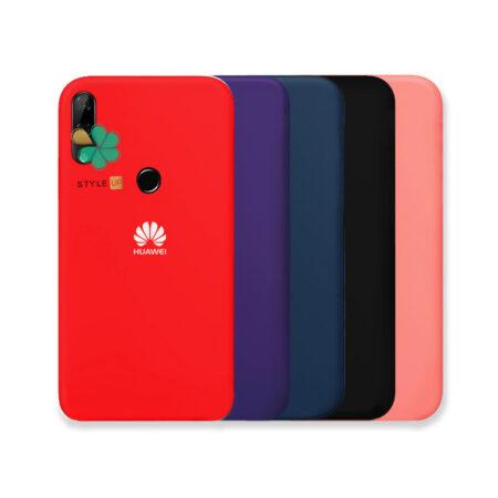 قیمت کاور سیلیکونی اصل گوشی هواوی Huawei P Smart Z