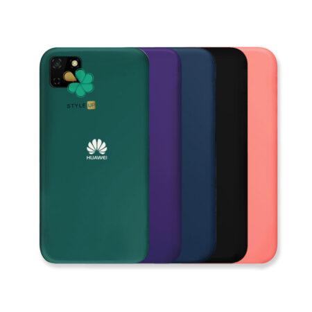 قیمت کاور سیلیکونی اصل گوشی هواوی Huawei Y5p