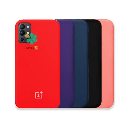قیمت کاور سیلیکونی اصل گوشی وان پلاس OnePlus 9R