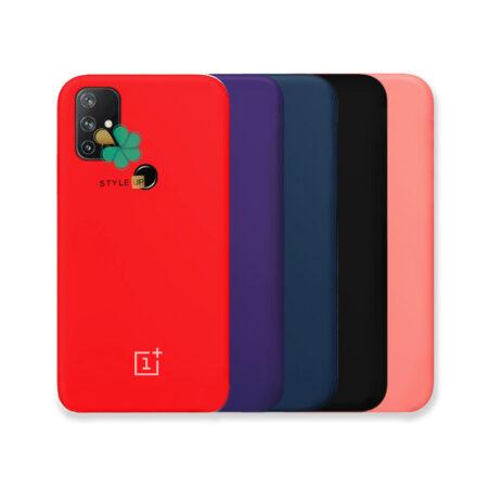قیمت کاور سیلیکونی اصل گوشی وان پلاس OnePlus Nord N10 5G