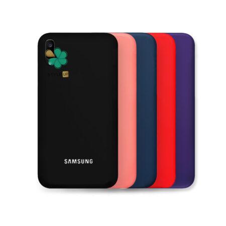 قیمت کاور سیلیکونی اصل گوشی سامسونگ Samsung Galaxy A02