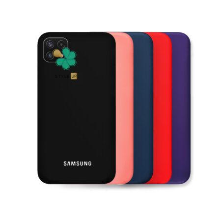 خرید کاور سیلیکونی اصل گوشی سامسونگ Samsung Galaxy A22 5G