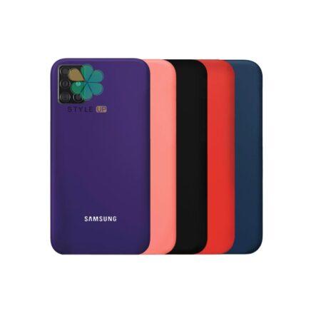 خرید کاور سیلیکونی اصل گوشی سامسونگ Samsung Galaxy A71