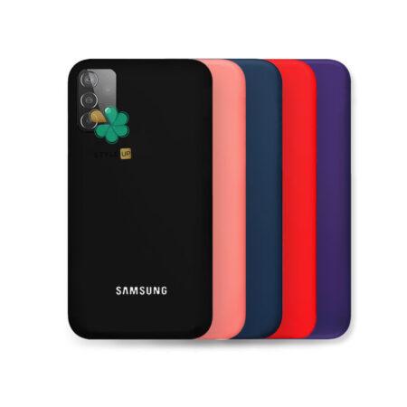 قیمت کاور سیلیکونی اصل گوشی سامسونگ Samsung Galaxy A72