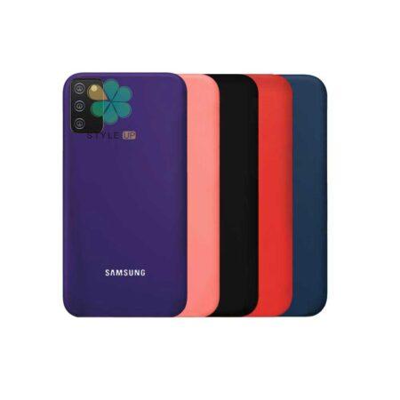 خرید کاور سیلیکونی اصل گوشی سامسونگ Samsung Galaxy F02s
