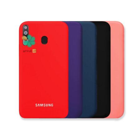 قیمت کاور سیلیکونی اصل گوشی سامسونگ Samsung Galaxy M30 / A40s