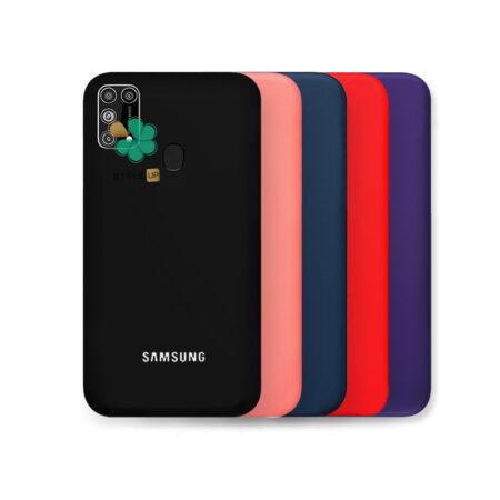 قیمت کاور سیلیکونی اصل گوشی سامسونگ Samsung Galaxy M31