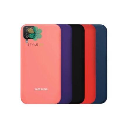 خرید کاور سیلیکونی اصل گوشی سامسونگ Samsung Galaxy M42 5G