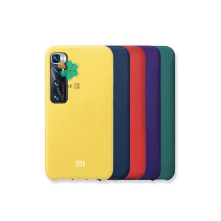 خرید کاور سیلیکونی اصل گوشی شیائومی Xiaomi Mi 10 Ultra