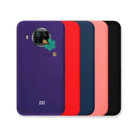 خرید کاور سیلیکونی اصل گوشی شیائومی Xiaomi Mi 10T Lite 5G