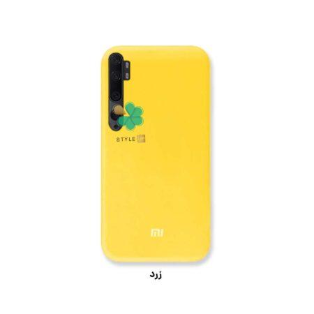 خرید کاور سیلیکونی اصل گوشی شیائومی Xiaomi Mi CC9 Pro