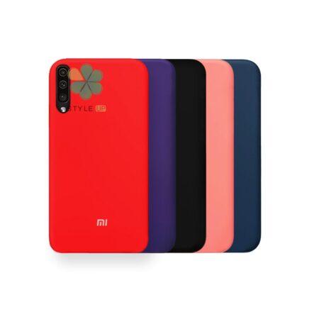 خرید کاور سیلیکونی اصل گوشی شیائومی Xiaomi Mi CC9e