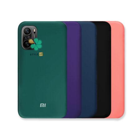 قیمت کاور سیلیکونی اصل گوشی شیائومی Xiaomi Poco F3