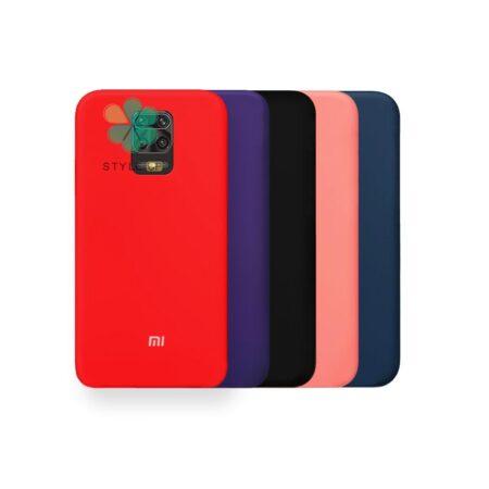 خرید کاور سیلیکونی اصل گوشی شیائومی Xiaomi Poco M2 Pro