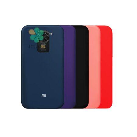 خرید کاور سیلیکونی اصل گوشی شیائومی Xiaomi Redmi 10X 4G
