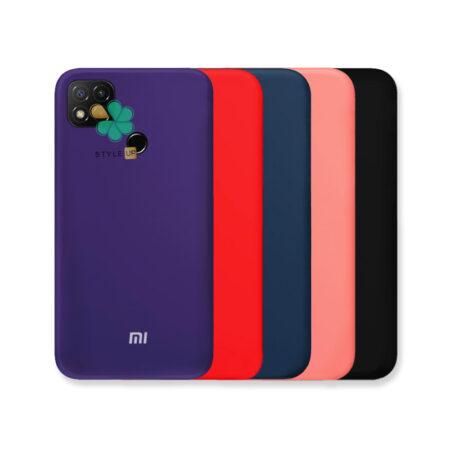 خرید کاور سیلیکونی اصل گوشی شیائومی Xiaomi Redmi 9C