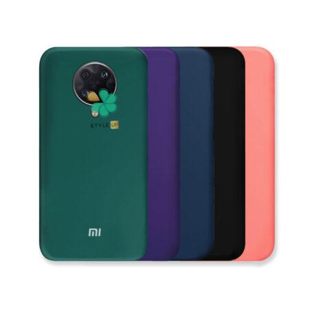 قیمت کاور سیلیکونی اصل گوشی شیائومی Xiaomi Redmi K30 Pro