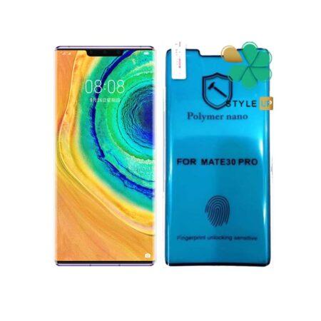خرید محافظ صفحه گلس گوشی هواوی Mate 30 Pro مدل Polymer nano
