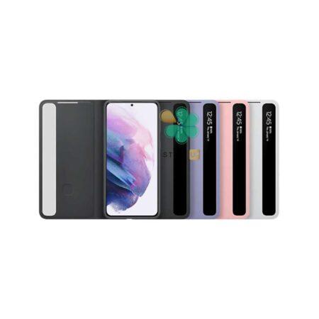 قیمت کیف هوشمند گوشی سامسونگ Galaxy 21 Plus 5G مدل Clear View