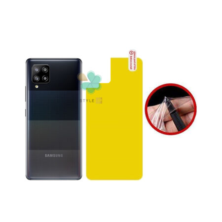 خرید برچسب محافظ نانو پشت گوشی سامسونگ Samsung Galaxy A42 5G