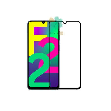 خرید گلس گوشی سامسونگ Samsung Galaxy F22 مدل تمام صفحه