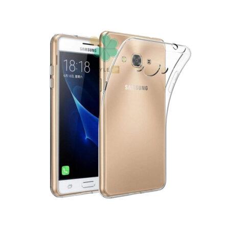 خرید قاب گوشی سامسونگ Samsung Galaxy J3 Pro مدل ژله ای شفاف