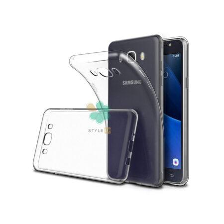 خرید قاب گوشی سامسونگ Samsung Galaxy J5 2016 مدل ژله ای شفاف