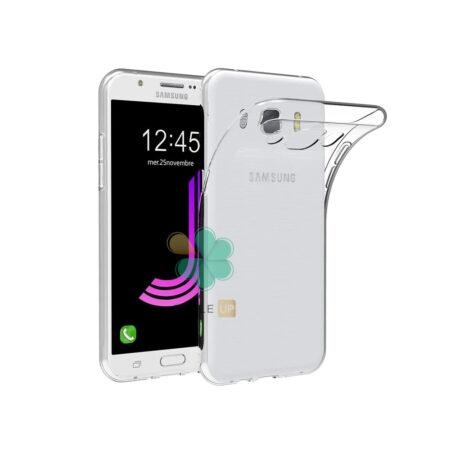 خرید قاب گوشی سامسونگ Samsung Galaxy J7 2016 مدل ژله ای شفاف