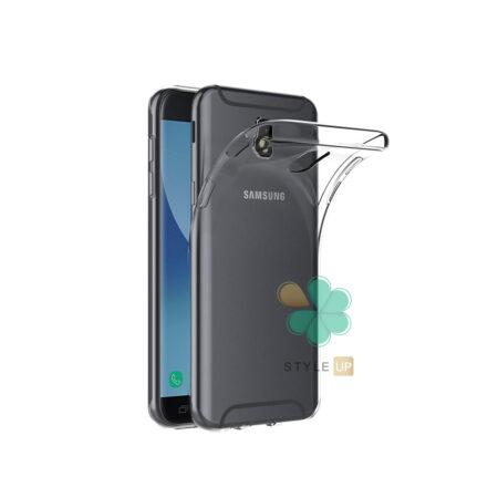 خرید قاب گوشی سامسونگ Samsung Galaxy J7 2017 مدل ژله ای شفاف