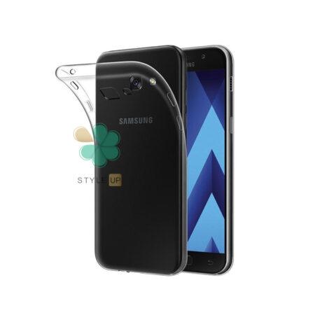 خرید قاب گوشی سامسونگ Samsung Galaxy J7 Prime مدل ژله ای شفاف