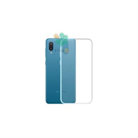 خرید قاب گوشی سامسونگ Samsung Galaxy M02 مدل ژله ای شفاف