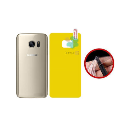 خرید برچسب محافظ نانو پشت گوشی سامسونگ Samsung Galaxy S7