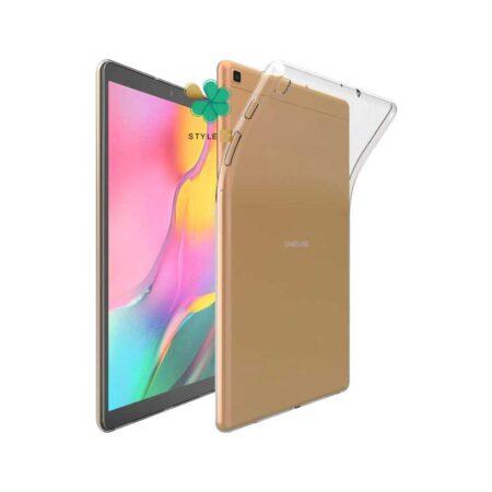 خرید قاب تبلت سامسونگ Galaxy Tab A 10.1 2019 مدل ژله ای شفاف