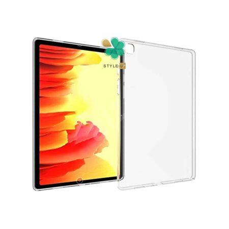 خرید قاب تبلت سامسونگ Galaxy Tab A7 10.4 2020 مدل ژله ای شفاف