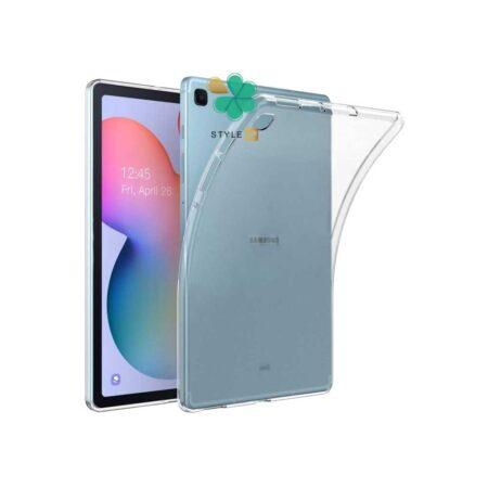 خرید قاب تبلت سامسونگ Galaxy Tab S6 Lite مدل ژله ای شفاف
