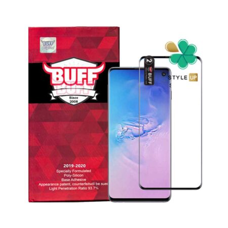 خرید گلس Buff گوشی سامسونگ Samsung Galaxy S10 مدل Silicone