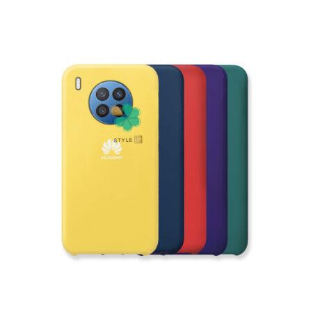 خرید قاب گوشی هواوی Huawei Nova 8i مدل سیلیکونی